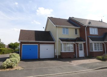 Thumbnail 2 bed end terrace house for sale in Worsley Chase, March