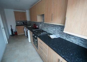 Thumbnail 4 bed end terrace house to rent in Anglian Way, Coventry