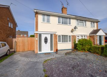 Thumbnail 3 bed semi-detached house for sale in Braeside Close, Great Sutton
