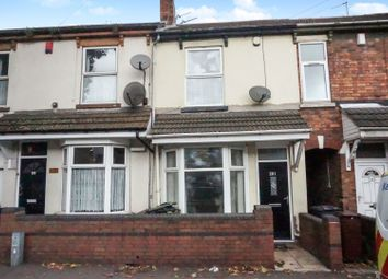 Thumbnail 3 bed terraced house for sale in Cannock Road, Park Village, Wolverhampton