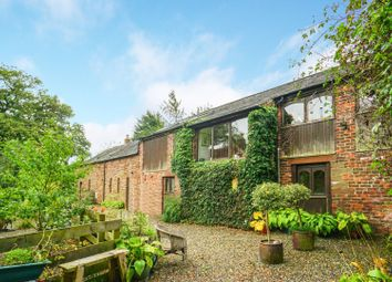 Thumbnail 5 bed barn conversion for sale in Scaleby, Carlisle