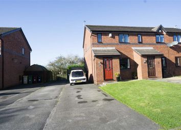 Thumbnail 2 bed semi-detached house for sale in Templeton Close, Westhoughton, Bolton