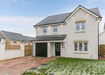 Thumbnail 4 bed detached house for sale in Cadwell Grove, Gorebridge
