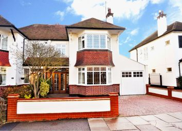Thumbnail 4 bed semi-detached house for sale in Western Road, Leigh-On-Sea