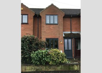 Thumbnail 2 bedroom terraced house for sale in Southwell Road, Norwich