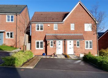 Thumbnail 3 bed semi-detached house for sale in Healey Avenue, Cofton Hackett, Birmingham, Worcestershire