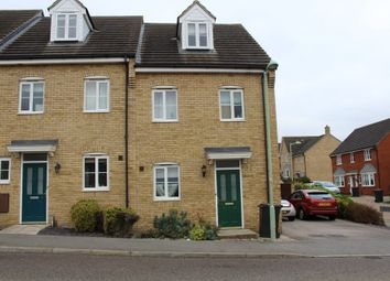 3 bed semi-detached house to rent in Brambling Close, Stowmarket IP14