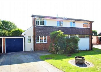 Thumbnail Semi-detached house for sale in Manor Gardens, Guildford, Surrey