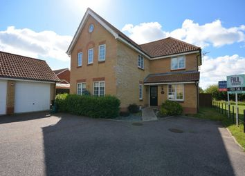 Thumbnail 5 bedroom detached house for sale in Thixendale, Carlton Colville, Lowestoft