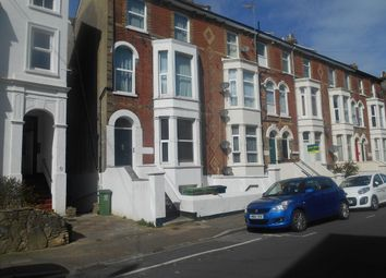 Thumbnail 2 bed flat to rent in Elphinstone Road, Southsea