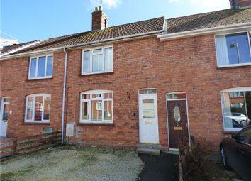 Thumbnail 3 bedroom terraced house to rent in Vernalls Road, Sherborne, Dorset