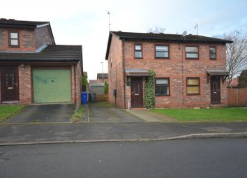 Thumbnail 2 bedroom semi-detached house to rent in Lukesland Avenue, Hartshill, Stoke-On-Trent