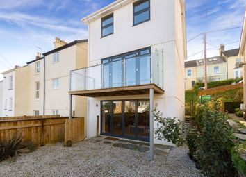 Thumbnail 4 bed detached house for sale in Home Park Road, Saltash