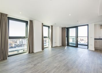 Thumbnail 3 bed flat to rent in Sutton Court Road, Sutton