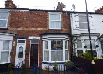 Thumbnail 2 bed terraced house to rent in Finkle Street, Cottingham