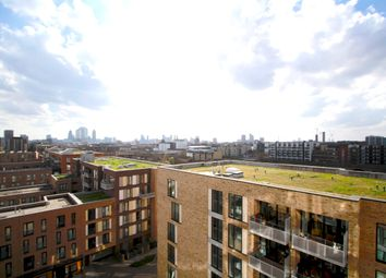 Thumbnail 1 bedroom flat to rent in City Mill Apartments, Lee Street, Hackney