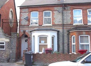 Thumbnail 3 bed end terrace house to rent in Gower Street, Reading