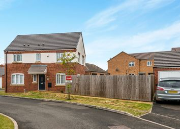 Thumbnail 3 bed detached house for sale in Wilton Close, Bridgtown, Cannock