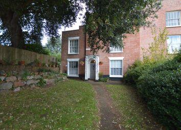 Thumbnail 2 bedroom maisonette for sale in Belmont Road, Exeter