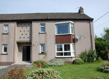 Thumbnail 1 bed flat for sale in 19 Mclellan Gardens, Dalbeattie