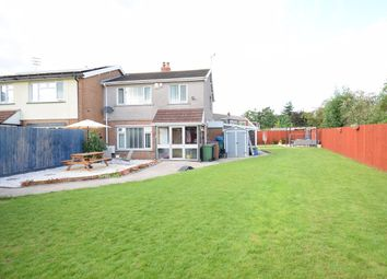 Thumbnail 3 bed semi-detached house for sale in Avondale Close, Pontrhydyrun, Cwmbran