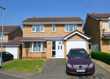 Thumbnail 4 bed detached house for sale in Orthwaite, Stukeley Meadows, Huntingdon, Cambridgeshire