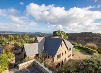 Thumbnail 7 bed detached house for sale in Knapmore Hill, Ilsington, Devon