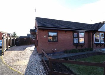 Thumbnail 2 bed bungalow for sale in St. Catherines Court, Lincoln