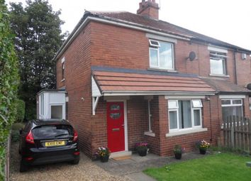 Thumbnail 2 bed semi-detached house for sale in Coach Road, Wakefield