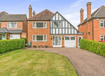 Thumbnail 3 bed detached house for sale in Streetsbrook Road, Solihull