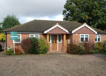 Thumbnail 2 bed detached bungalow for sale in Haslemere Close, Hampton