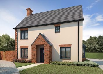 Thumbnail 3 bed detached house for sale in Challow Road, East Challow