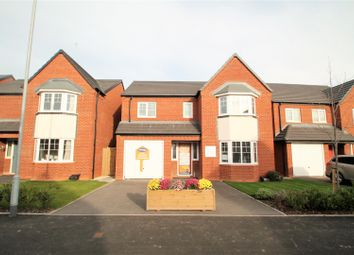 Thumbnail 4 bed detached house for sale in Lowfields Lane, Gnosall, Stafford