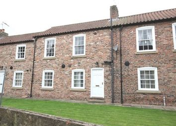 Thumbnail 1 bed flat to rent in West View, Snaith, Goole