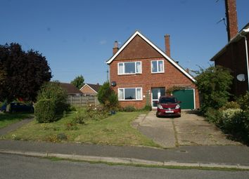 Thumbnail 3 bed detached house for sale in Walpole Road, Halesworth