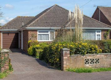 Thumbnail 3 bed detached bungalow for sale in Hawthorne Road, Totton, Southampton
