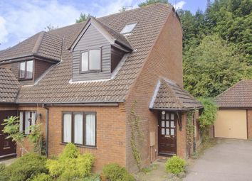 Thumbnail 2 bedroom end terrace house for sale in Honeymead, Digswell, Nr Welwyn