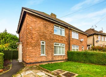 Thumbnail 2 bed semi-detached house to rent in Knutton Crescent, Sheffield