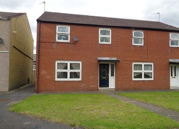 Thumbnail 3 bedroom semi-detached house to rent in Deanery Court, Eldon Lane, Bishop Auckland