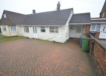 Thumbnail 2 bedroom semi-detached bungalow to rent in Stoneygate Road, Leagrave, Luton