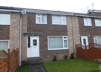 Thumbnail 3 bed town house for sale in Exeter Crescent, Killinghall, Harrogate