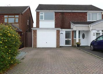 Thumbnail 3 bed property to rent in Melstock Close, Tipton