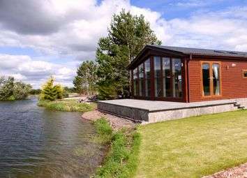 Thumbnail 2 bed detached bungalow for sale in Lochmanor Luxury Lodges, Dunning