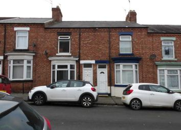 Thumbnail 2 bed terraced house for sale in Marshall Street, Darlington, County Durham