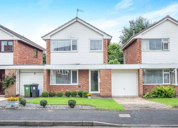Thumbnail 3 bedroom link-detached house for sale in Kirby Avenue, Warwick