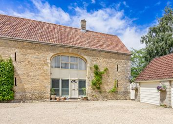 Thumbnail 4 bed barn conversion for sale in Park Street, Charlton, Malmesbury