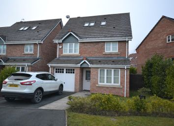 Thumbnail 4 bed detached house for sale in Buttercup Close, Warrington
