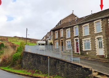 Thumbnail 2 bed terraced house for sale in Thornton Crescent, Pantygog, Bridgend
