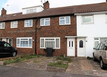 Thumbnail 3 bed terraced house for sale in Bodiam Crescent, Eastbourne