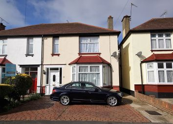 Thumbnail 4 bed semi-detached house for sale in Linton Road, Shoeburyness, Southend-On-Sea